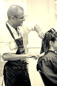 Women Precision Haircutting Sydney