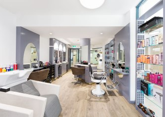 Elegant hair-salon in Neutral Bay