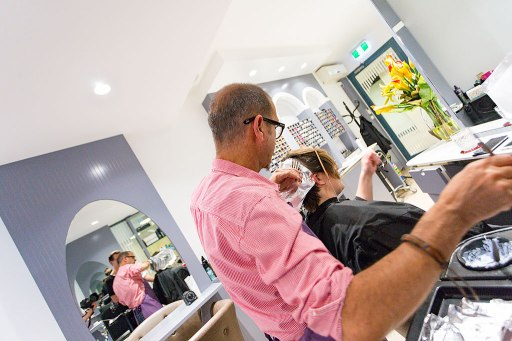 Italian Hairstylist Neutral Bay