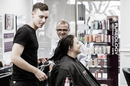 Australian Hairstylist, Reuzel Sydney, Redken Sydney, Pureology Mosman, Cloud Nine Mosman