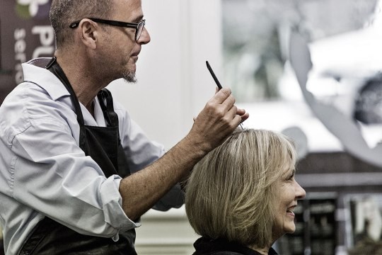Elegant hairstylist Sydney, Blonds Mosman, Perfect foiling Sydney, classic hair-styles Sydney, best value for money hair salons Sydney