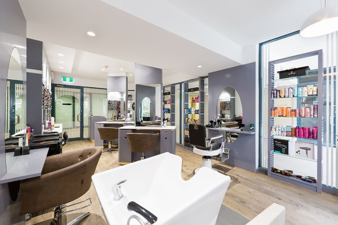 Women Precision Haircutting Neutral Bay