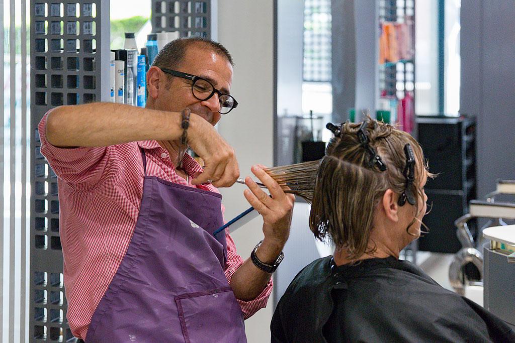 Precise Haircutting Neutral Bay