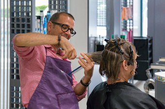 Precise Haircutting Neutral Bay