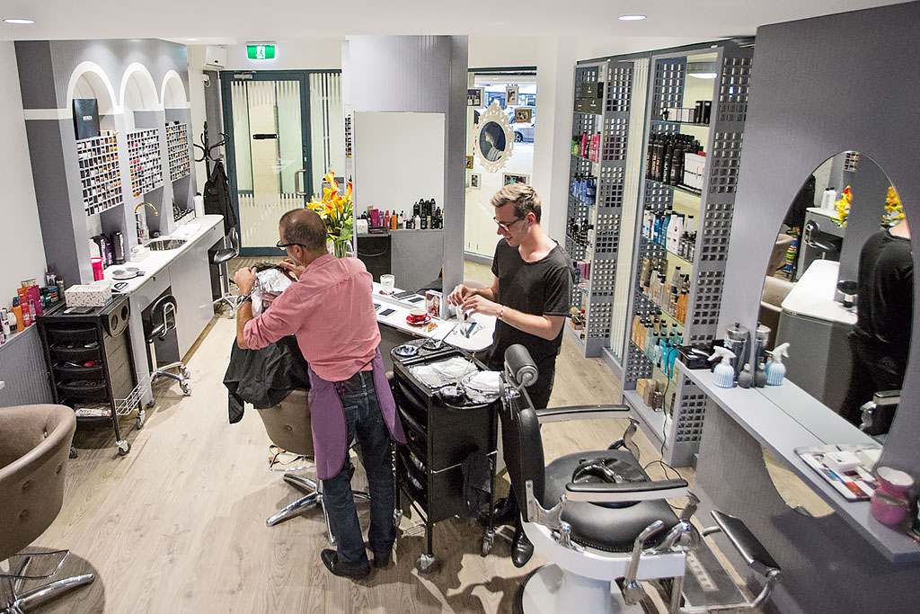 Hairstylist Neutral Bay